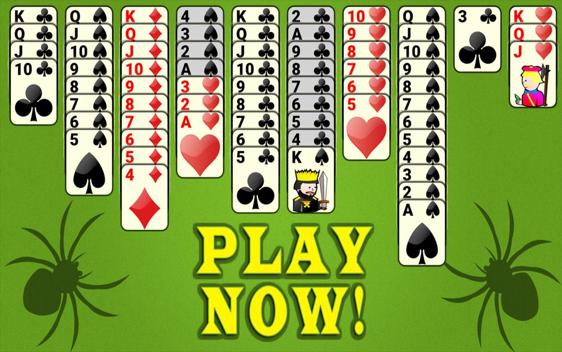 Spider Solitaire Play It Online